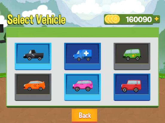 Hill Stunt Racing screenshot 8