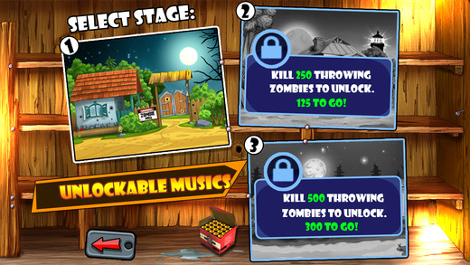Zombie Area! Screenshots