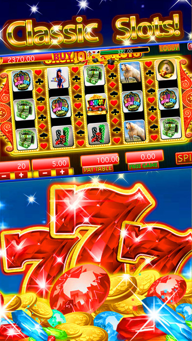 Las Vegas Old Slots Casino - HD Slots With Friends screenshot 3