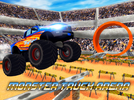 Monster Truck Stunt Arena screenshot 5