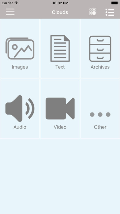 CloudApp Mobile for iCloud Devices app image