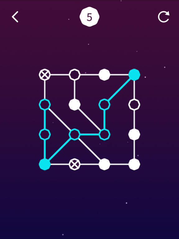 linq - Minimal and Aesthetic Puzzle Screenshots