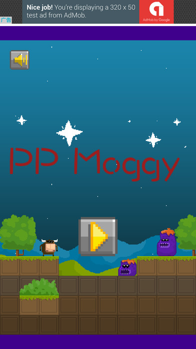 PP moggy -moggy funny game Apps free for iPhone/iPad screenshot