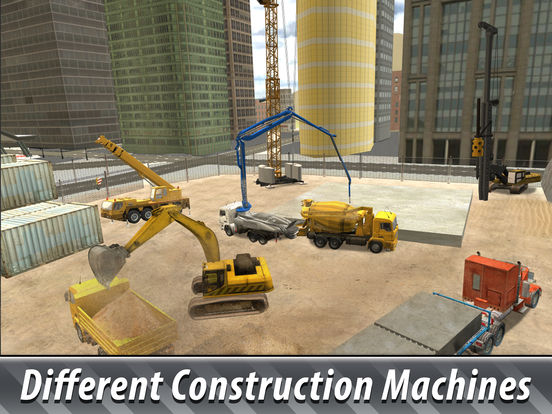 City Builder Machines Driver Full Screenshots