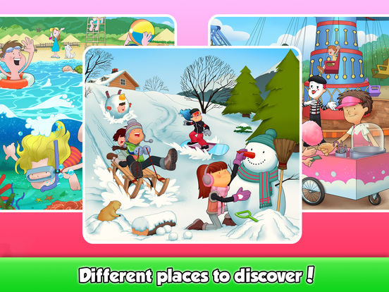 Look & Find: Fun Activities!screeshot 3