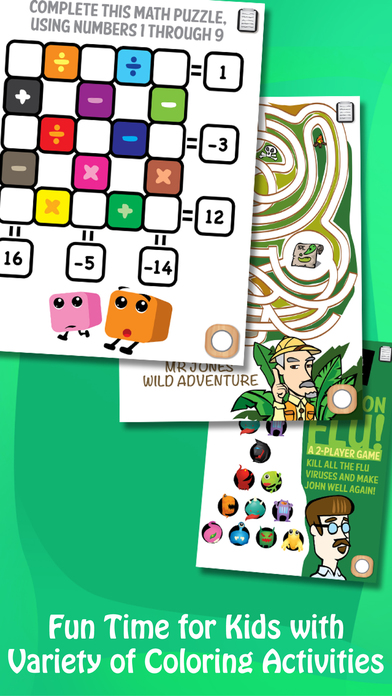 Paint & Play Preschool, Coloring Book for Kids iPhone Screenshot 2