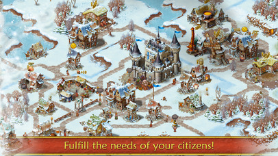 Screenshot #9 for Townsmen Premium