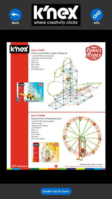 K Catalog App Shopper: K'NEX UK ...
