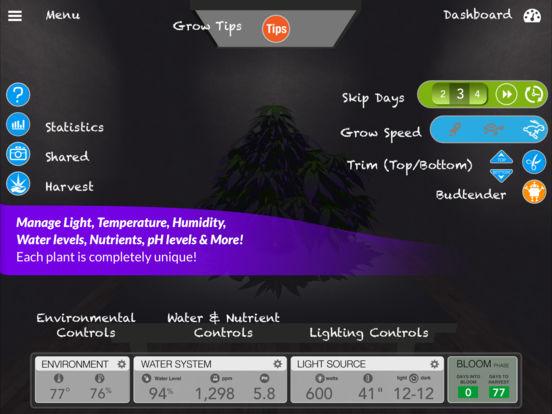 Screenshot #4 for simLeaf