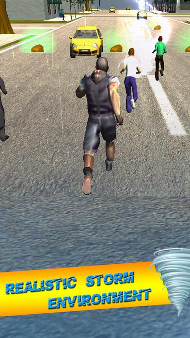 download Face The Storm: City Escape Runner 3D 2017 apps 3