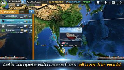 Ship Tycoon Games for iPhone/iPad screenshot
