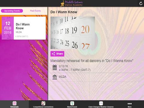 Screenshot of MLDA