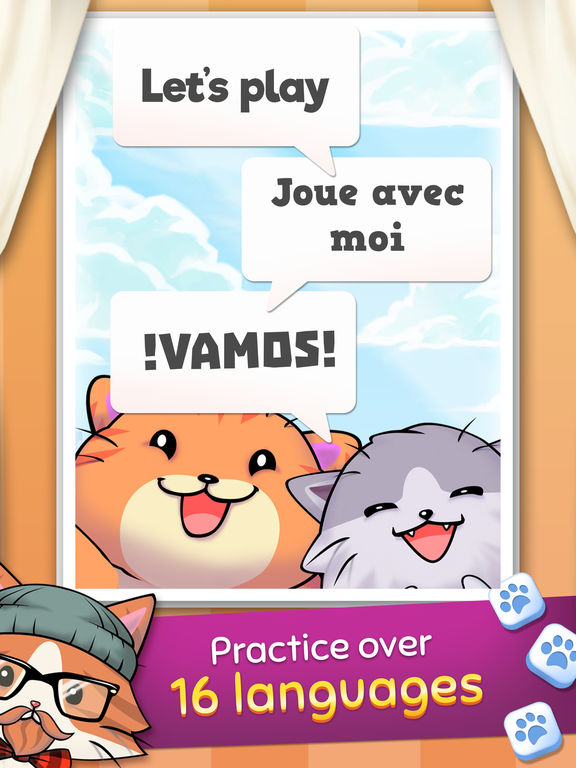 Word Cats screenshot 10