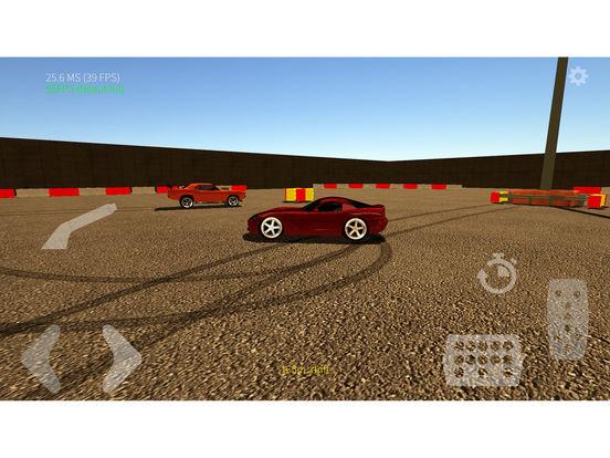 Скачать игру American Muscle Cars Drift 3D