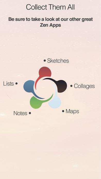 Zen Sketch - The Art of Drawing and Sketching Screenshots