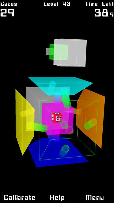 Hipercubo iPhone Screenshot 1