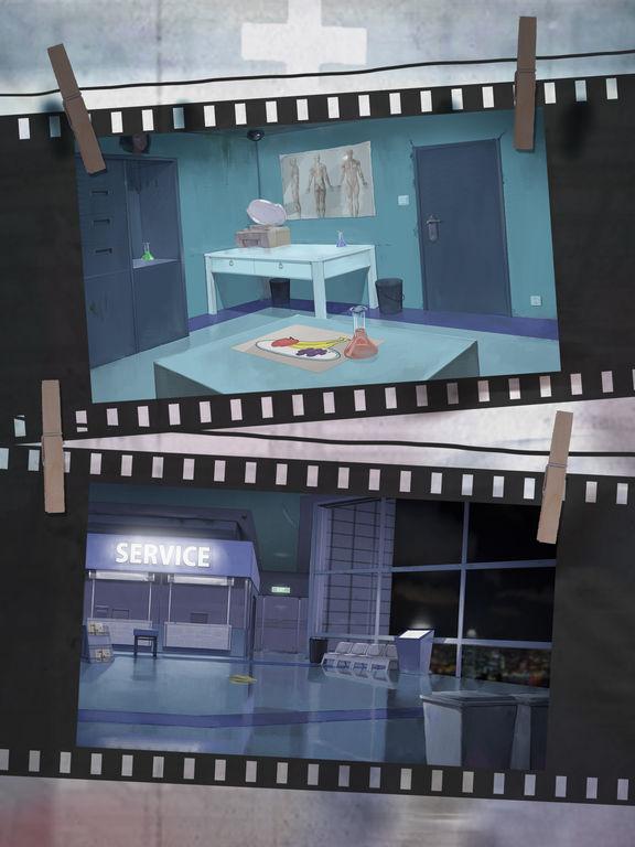Escape The Rooms:Hospital Horror Escape Games screenshot 8