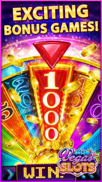 Screenshot 3 VEGAS SLOTS by Alisa – Fun Vegas Free Casino Games