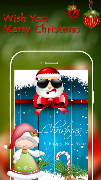 Christmas Wallpapers Pro® Screenshots