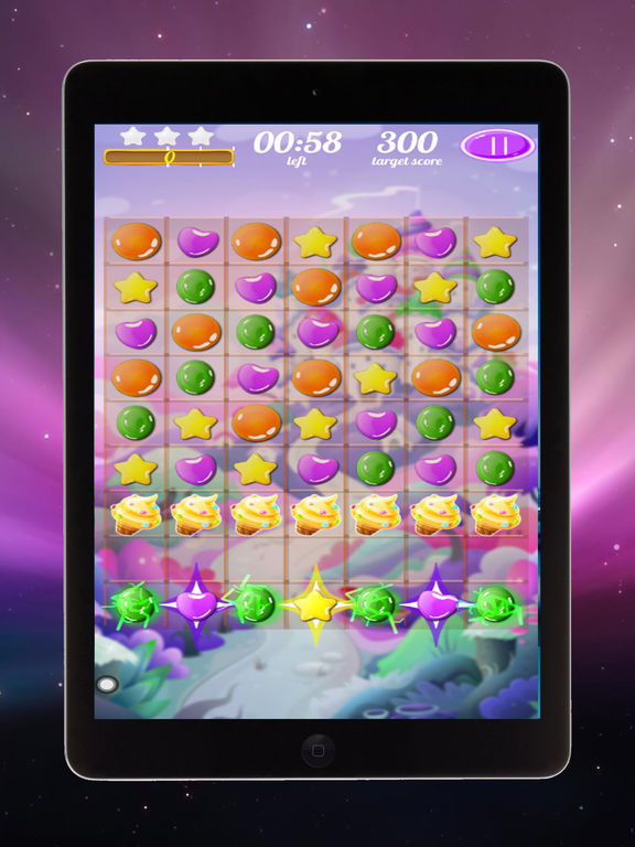 Sweet Candy Jelly Blast screenshot 8