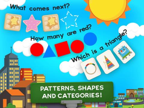 Животных Math Детский Сад Игры Для Детей