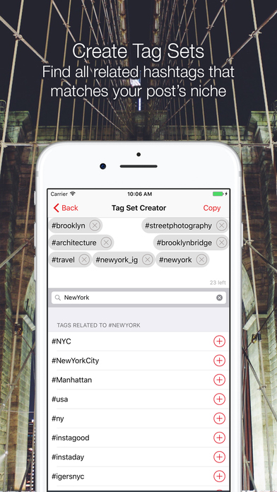PostBot 3 for Instagram- Best time to post & tags Screenshots