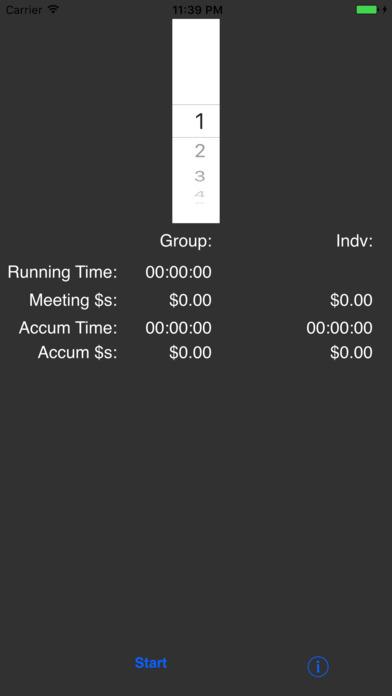 MeetGrinder iPhone Screenshot 1
