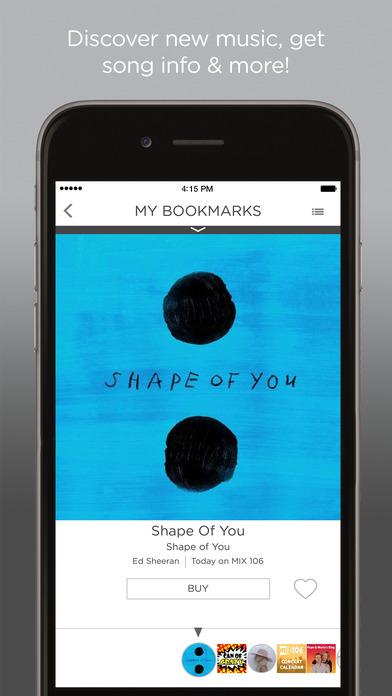 Mix 106.5 iPhone Screenshot 3