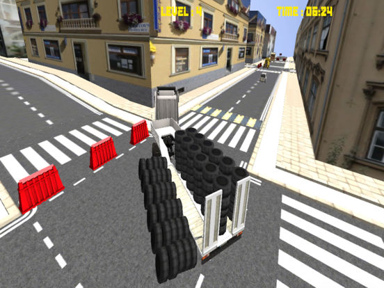 Driver Truck Cargo 3D screenshot 3