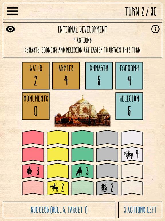 Constantinople Board Game screenshot 5