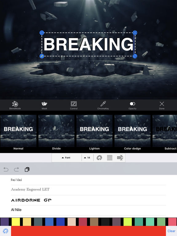 IntroMovies - Intro maker designer for iMovie Screenshots