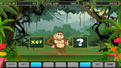 Screenshot 4 Crazy Monkey Deluxe Slot Machine