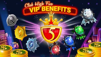Screenshot 5 High 5 Vegas Free Slots Casino