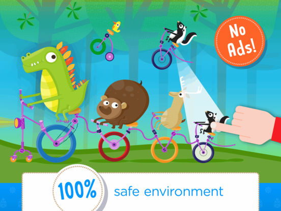 Kids Academy · The Three Little Pigs free educational app: best kids books, songs and stories collection. Baby, Pre-K, Toddlers, Preschool, Kindergar screenshot 10