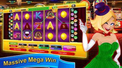 Screenshot 1 Slots — Rich Gambling Kingdom To Win Jackpot