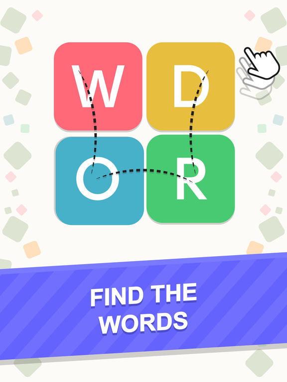 Word Search: Unscramble wordsscreeshot 1