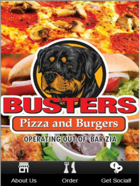 App shopper busters pizza burgers food drink for Amante italian cuisine deerfield beach