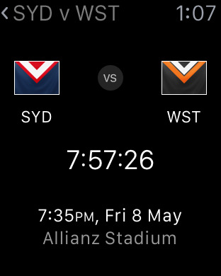 NRL Rugby League Live 2011 iPhone Screenshot 10