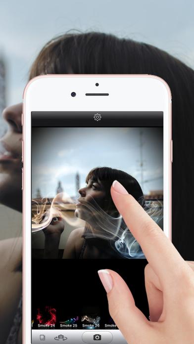 PhotoJus Smoke FX Pro - Smoking Effect Screenshot