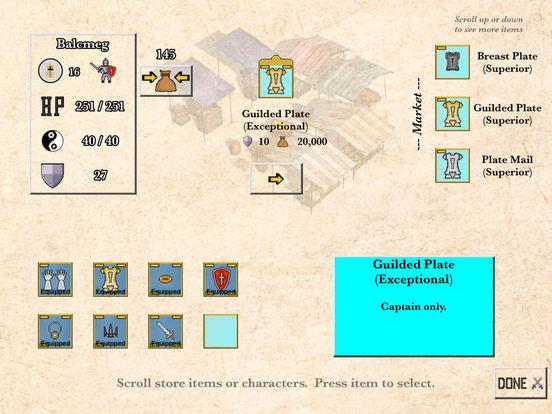 Balrog Screenshots