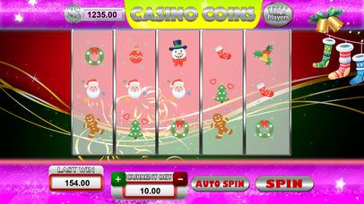 Скриншот 777 Best Christmas Casino - FREE Slots Machines