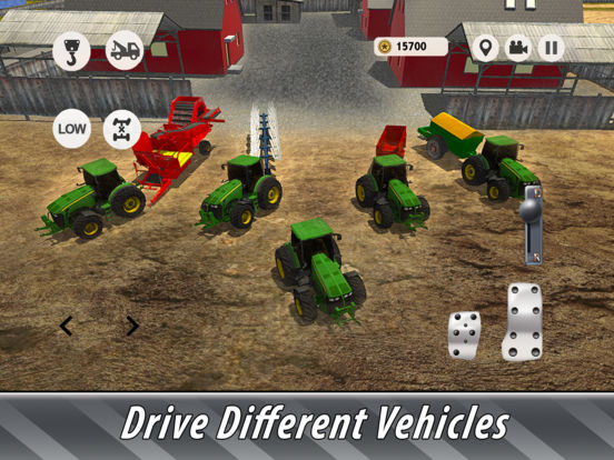 Euro Farm Simulator: Beetroot - Full version Screenshots