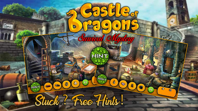 Castle of Dragons - Survival Mystery Pro screenshot 4