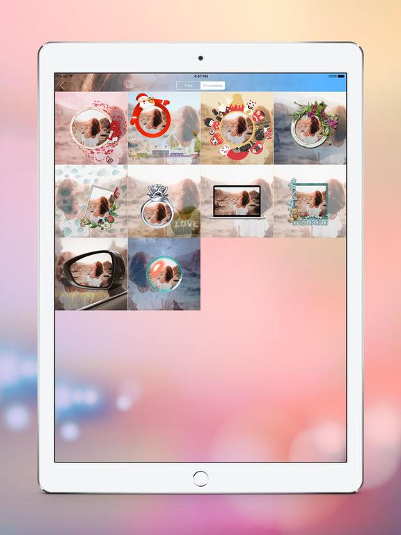 PIP Camera Pro-Best Picture In Picture Editor Screenshots