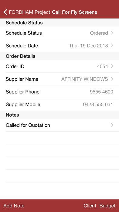 BEAMS Mobile iPhone Screenshot 3