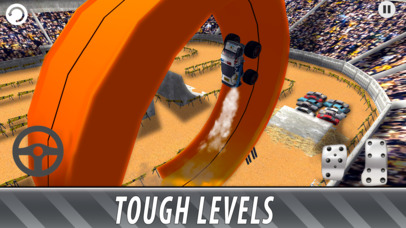 Monster Truck Stunt Arena screenshot 4
