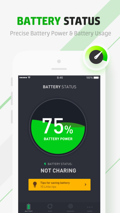 battery doctor iphone how to use