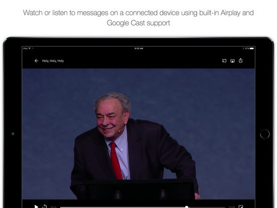 Ligonier Ministries iPad Screenshot 3