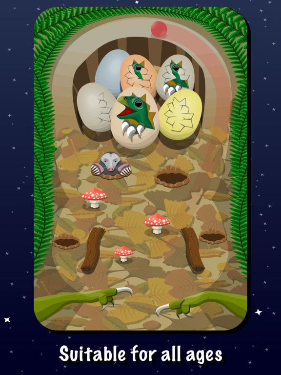 Mr.Pinball: Dinosaurs Screenshots