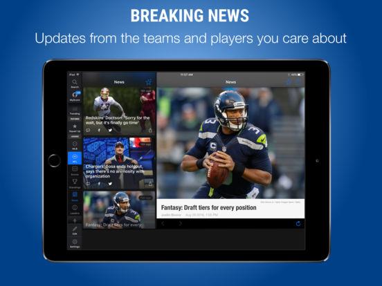 ScoreMobile iPhone Edition iPad Screenshot 1